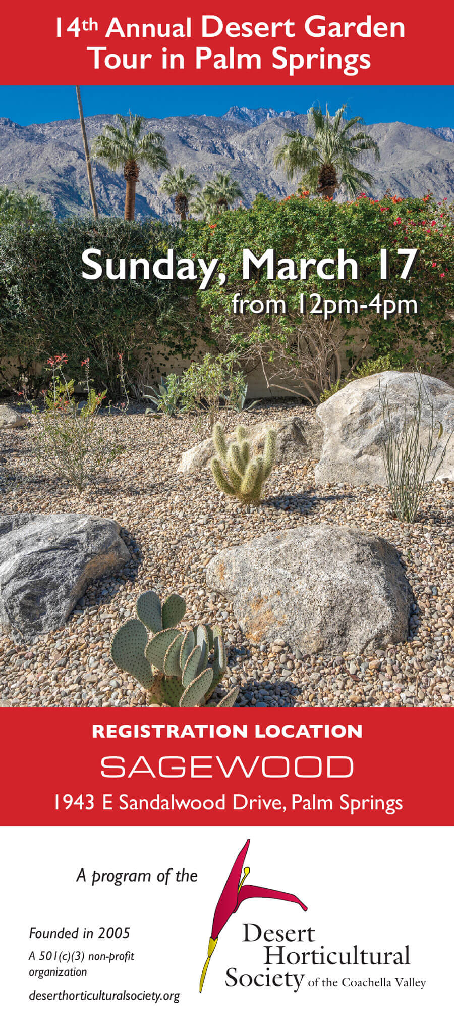 Annual Desert Garden Tour The Desert Horticultural Society Of